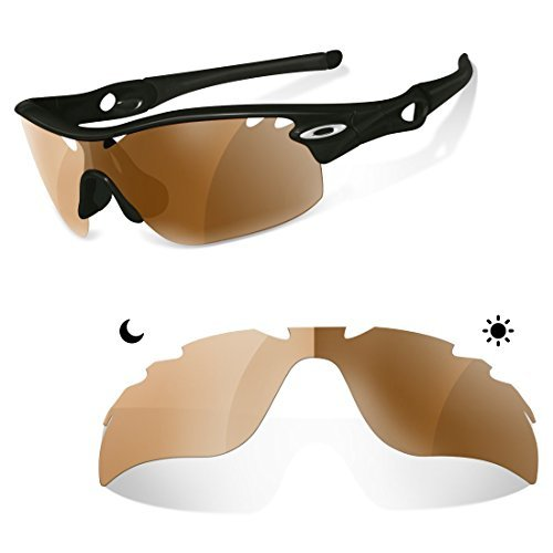 Photochromic lenses Oakley Radarlock Path vented