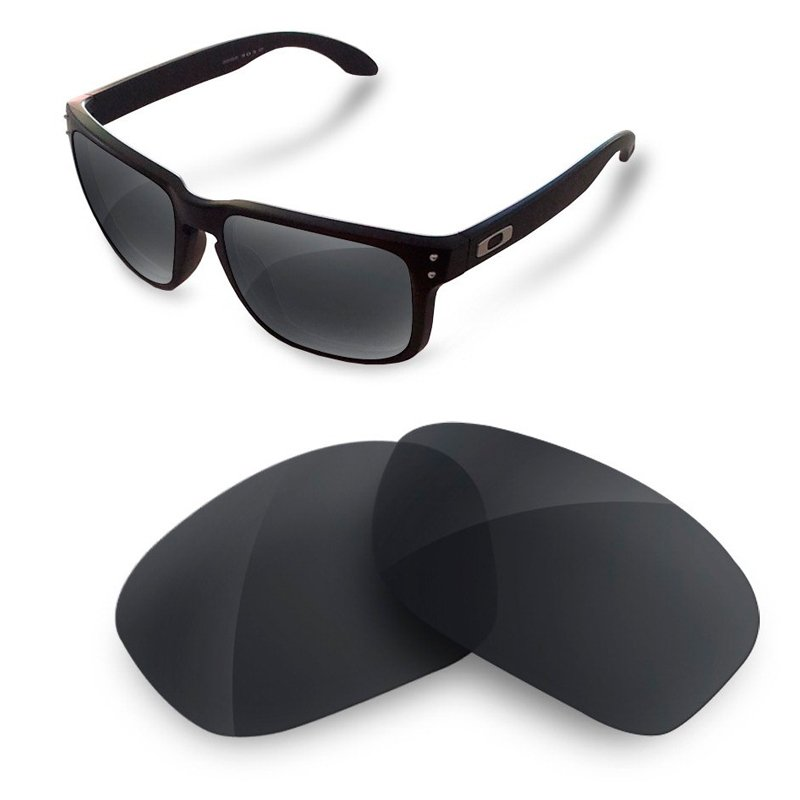 01b4c8622b5c6 Replacement Lenses for Oakley Holbrook - Polarized-100%UV-filter