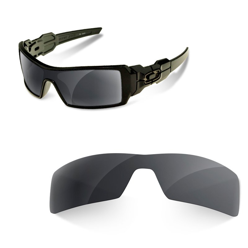 replacement lenses for Oakley Oil rig