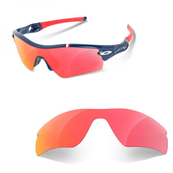 Replacement Lenses for Oakley Radar Path