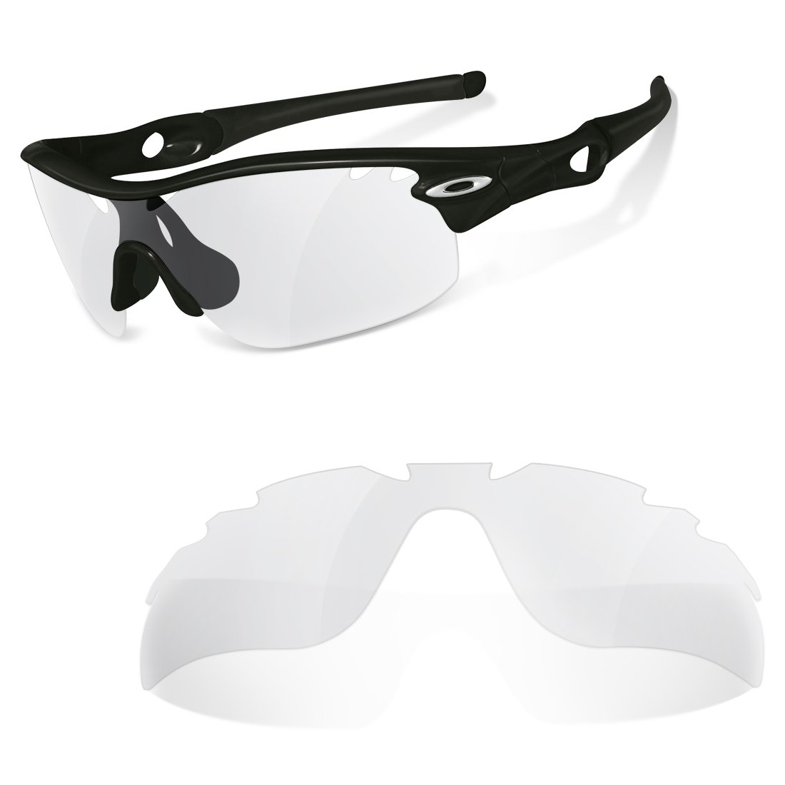 Oakley Radarlock Path Vented Replacement Lenses