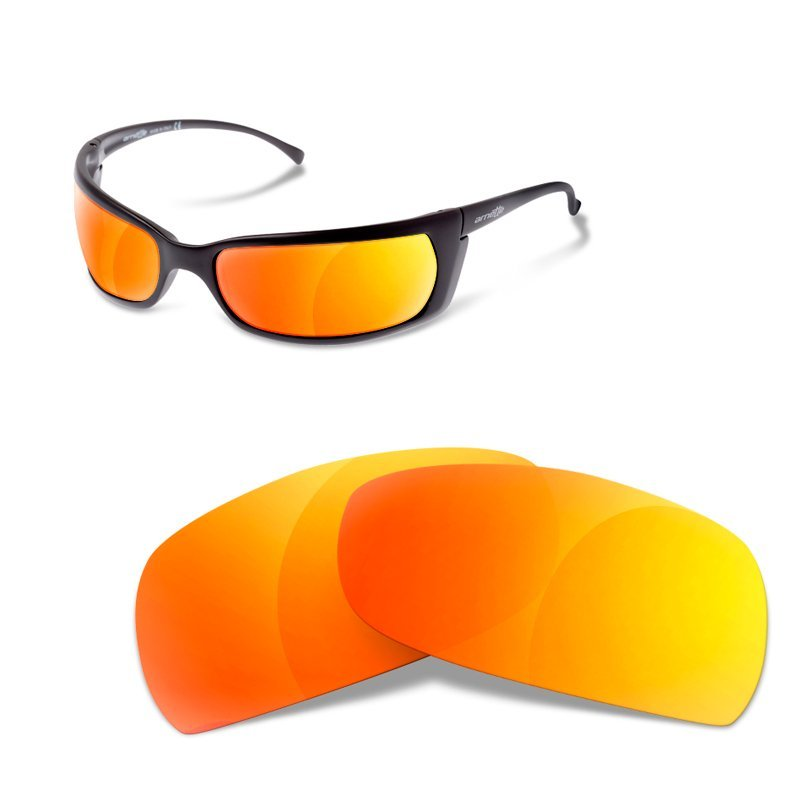 arnette slide replacement lenses
