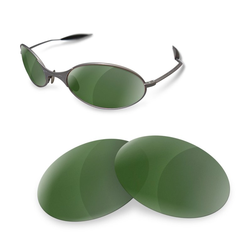 Replacement Lenses for Oakley E Wire