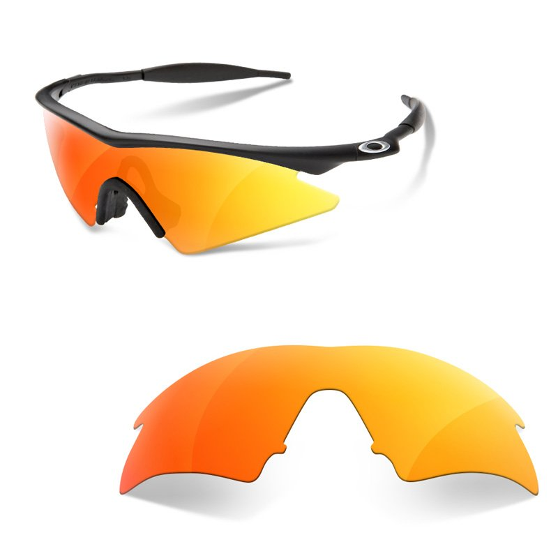 Oakley M frame Sweep Replacement Lenses | Polarized 100%
