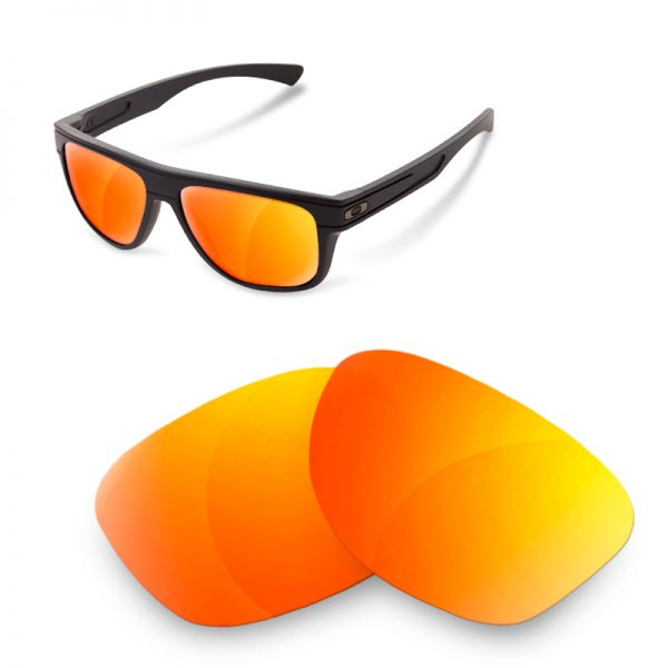 Oakley Breadbox replacement lenses