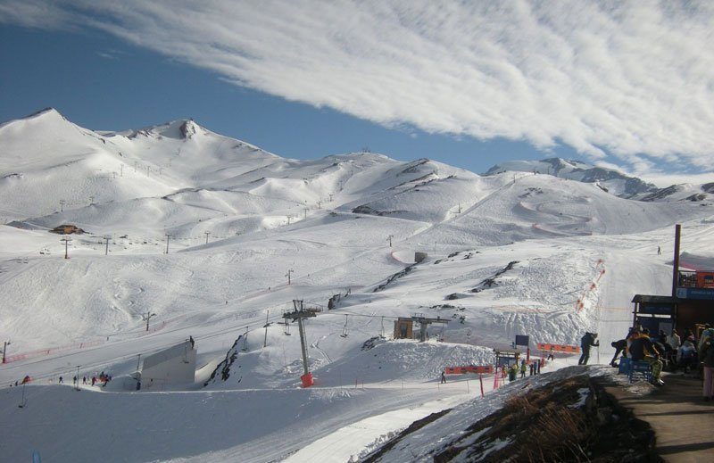 best ski resorts europe